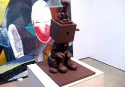 Paul McCarthy's sculpture in new Hauser & Wirth space on 511 West…