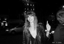 Bye Bye Lou, Boulevard Saint Germain, Paris. Photo Olivier Zahm