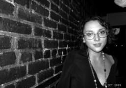 Masha Orlov at Omen, New York. Photo Olivier Zahm