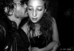 Me and Vanna Youngstein at Avenue, New York. Photo Olivier Zahm