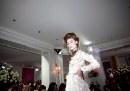 Les Cavalieres at Christian Dior's S/S 2010 Couture show