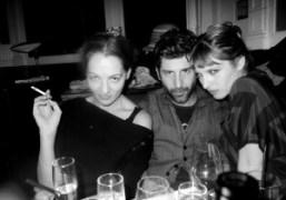 Jennifer Eymere, André Saraiva and Joséphine de La Baume, La Fidélité, Paris….
