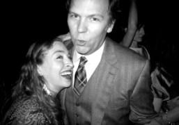 Rachel Feinstein and John Currin at the 10th anniversary of the Art…