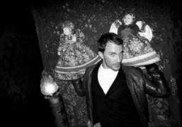 Cedric Rivrain at the Yazbukey House of Drama party at Raspoutine, Paris….