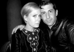 Tara Subkoff and Andre Saraiva at the Chateau Marmont, Los Angeles. Photo…
