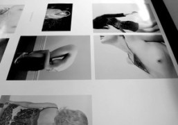 The printing of the next Purple Fashion magazine still goes on in…