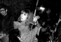 Valentine Fillol Cordier at the NY NY party at Maddox Club, London….