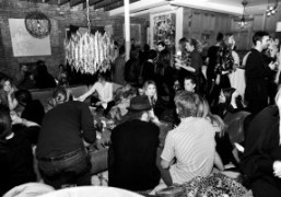 ERIN WASSON FOR ZADIG ET VOLTAIRE DINNER, new york