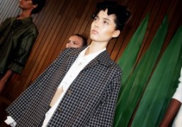 One Look from the Isa Arfen S/S 2016 Presentation, New York