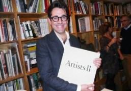 """Jason Schmidt """"Artists II"""" Booksigning a Dashwood Books, New York"""