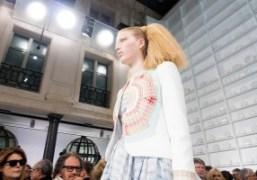 Schiapparelli Haute Couture S/S 2016 show at Hôtel d'Evreux, Paris