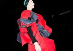Junya Watanabe F/W 2016 show at La Cantine, Paris