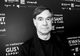 """Gus Van Sant """"Icône"""" exhibition opening at La Cinémathèque française, Paris"""