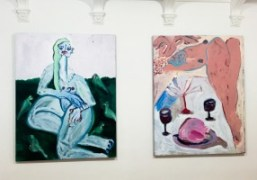 """Jay Miriam""""s """"Catch the Heavenly Bodies"""" exhibition on view until July 27th,..."""