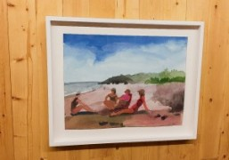 """Daniel Heidkamp """"Jaws Dropping"""" Exhibition at The Journal Gallery, New York"""