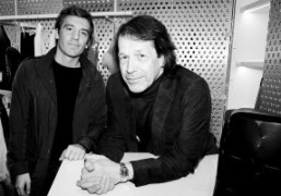 Paco Rabanne x Peter Saville Collaboration Launch at the new Paco Rabanne...
