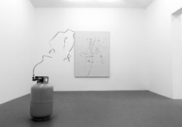 """Maximilian Schubert """"Stations"""" exhibition at AND NOW, Dallas"""