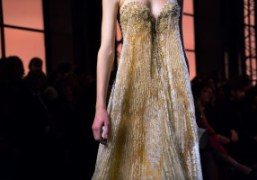 Giorgio Armani Privé Haute Couture S/S 2017 show at Palais de Chaillot,...