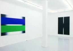 """Pierre Schwerzmann """"Hiatus"""" exhibition at Galerie Suzanne Tarasieve, Paris"""