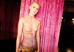 Paula Knorr F/W 2017 show at 180 the Strand, London