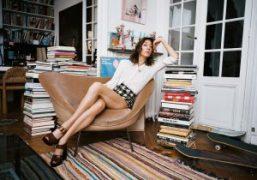 #houseofmolteni second story featuring French stylist Camille Bidault-Waddington shot by Olivier Zahm...