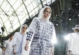 Chanel S/S 2018 show at Grand Palais, Paris