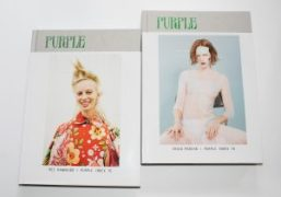 Purple issue 29 S/S 2018 is now available on Amazon!