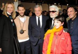 LVMH Prize 2018 at LVMH Moët Hennessy – Louis Vuitton, Paris