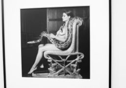 Robert Mapplethorpe exhibition at Gladstone Gallery, New York