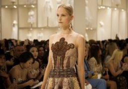 Christian Dior Haute Couture F/W 2018 show at Musée Rodin, Paris