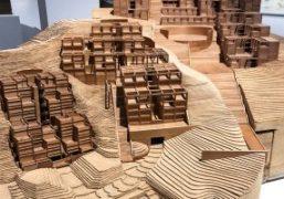 "Tadao Ando ""Le Défi"" exhibition opening at Centre Pompidou, Paris"