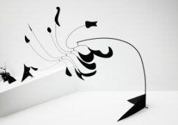 "Alexander Calder's ""Calder: Nonspace"" exhibition at Hauser & Wirth, Los Angeles"