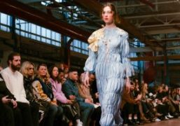 Fashion East F/W 2019 Show at the Workshop, London