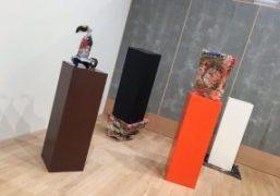 Franz West exhibition at Tate Modern, London