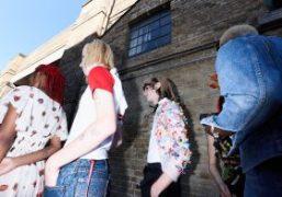 Fashion East S/S 2020 Backstage, London
