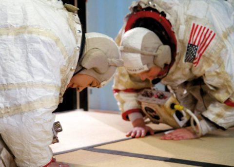 tom sachs space program: mars, 2012