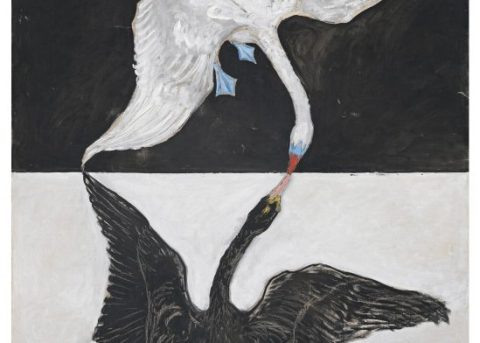 hilma af klint the invisible, the spiritual,the occult