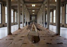 "Giuseppe Penone's ""Matrice di Linfa"" Installation at Palais D'Iéna, Paris"