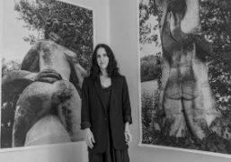 """Camille Vivier's """"Europa"""" Exhibition, Mexico City"""