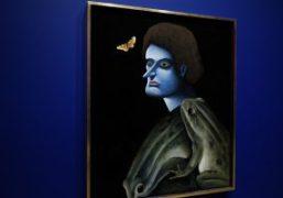 """Nicolas Party's """"Sottobosco"""" Exhibition at Hauser & Wirth, Los Angeles"""