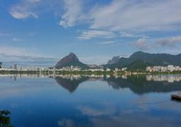 Rio During Covid-19 By Martin Ogolter
