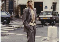 """Feminine Singular"" featuring Betty Catroux by Saint Laurent"