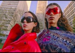 "Purple TV PRESENTS: Balenciaga Fall 21 collection ""Afterworld: the Age of Tomorrow""..."