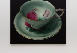 """""""Teacups"""" an exhibition by Robert Russell at Anat Ebgi, Los Angeles"""