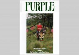 "Purple F/W 2021 the Mexico Issue cover #3 Gucci ""Aria"" by Bárbara..."