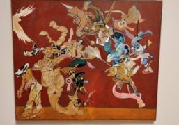 A Retrospective of Paula Rego at Tate Britain, London