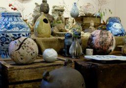 """GEIBI KAKUSHIN, (Aesthetic Innovation on Japanese Ceramic Art)"", an exhibition curated by..."