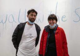 David Horvitz at Yvon Lambert, Paris