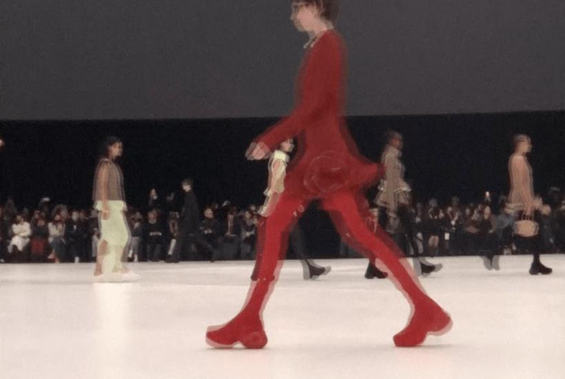 Givenchy S/S 2022, Paris