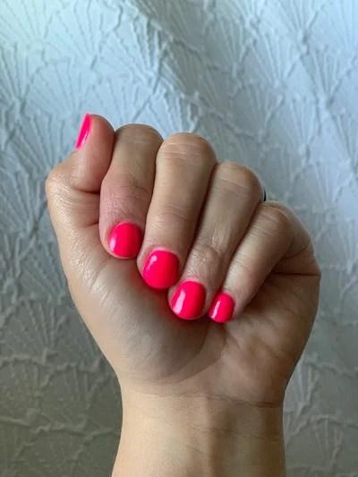 Pretty In Pink Nails : pretty, nails, Pretty, Color, Starter, Revel